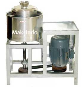 mesin mixer bakso murah stainless steel